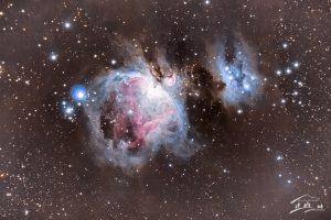 M42 - der grosse Orionnebel