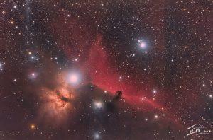 Pferdekopfnebel IC434