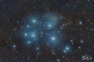 Plejaden - M45