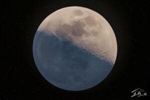 HDR Mond
